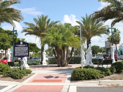 palme verdeggianti