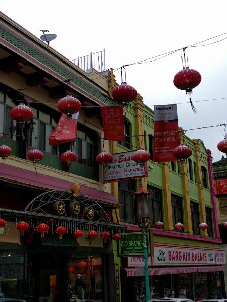 l'unicità del quartiere cinese