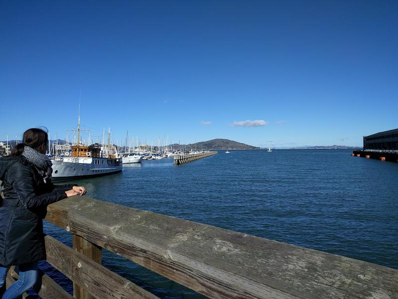 lungomare di San Francisco