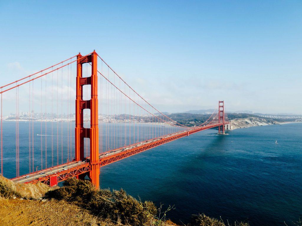il gigante rosso di san Francisco