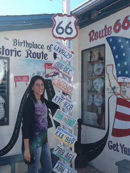 il sogno americano sulla Route 66