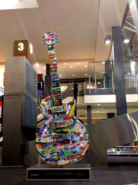 chitarra artistica