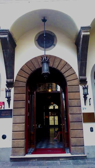 NH porta rossa entrata Porta Rossa
