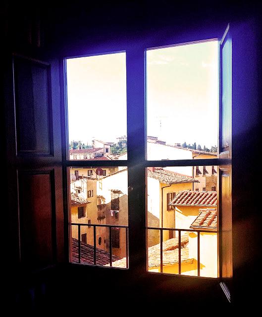 vista su Firenze