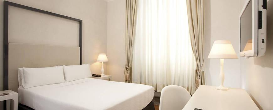 confortevole camera di Hotel