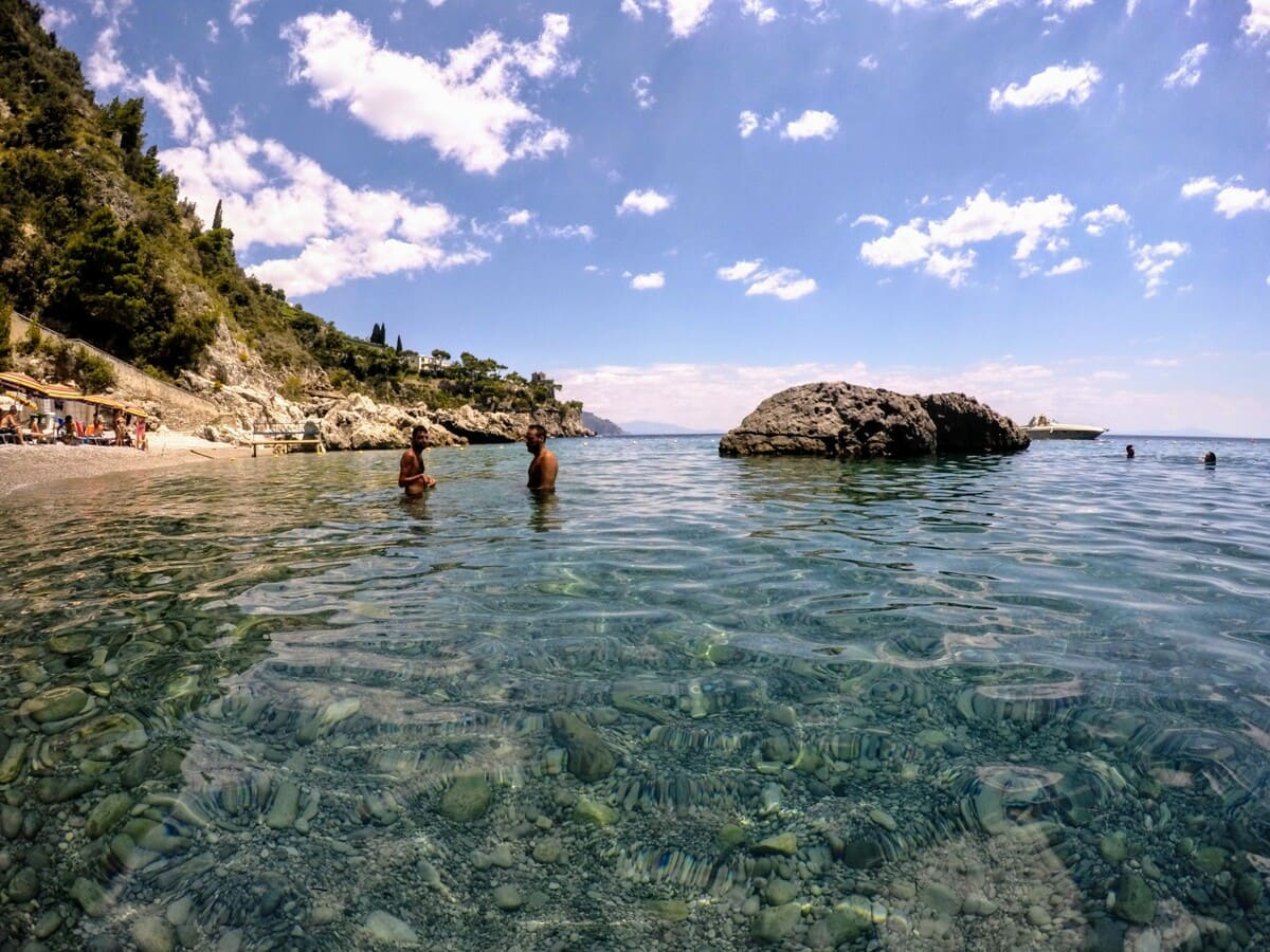 Spiaggia la Vita Amalfi