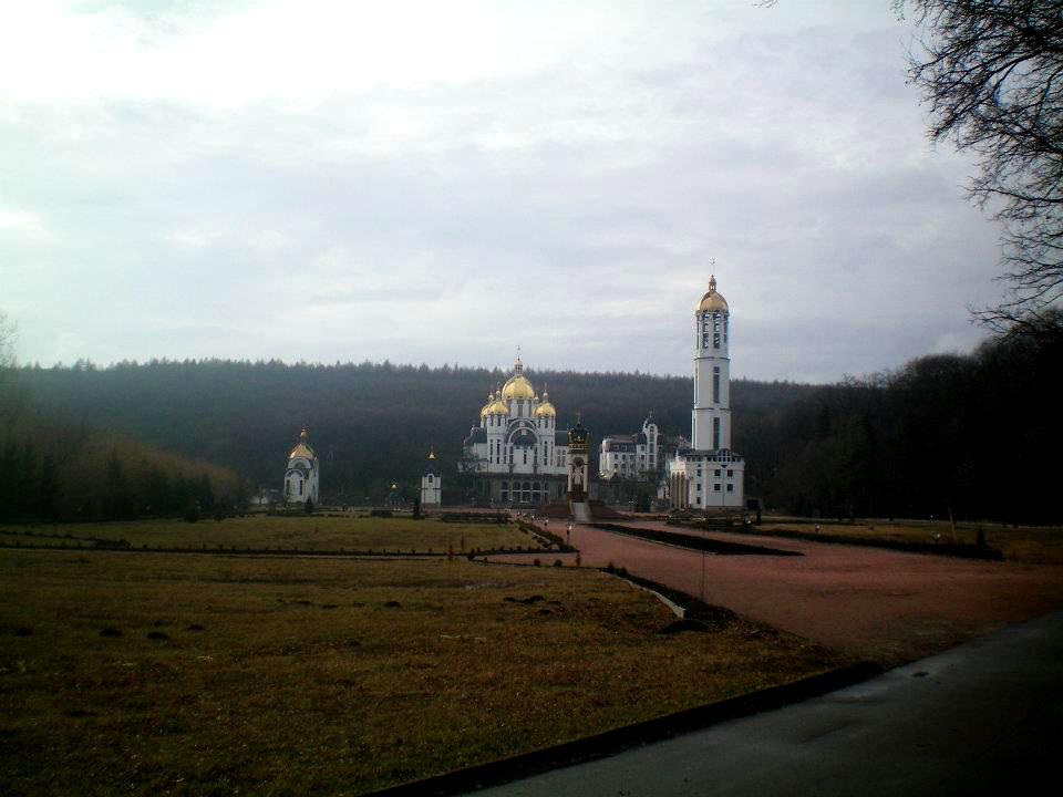 santuario ortodosso