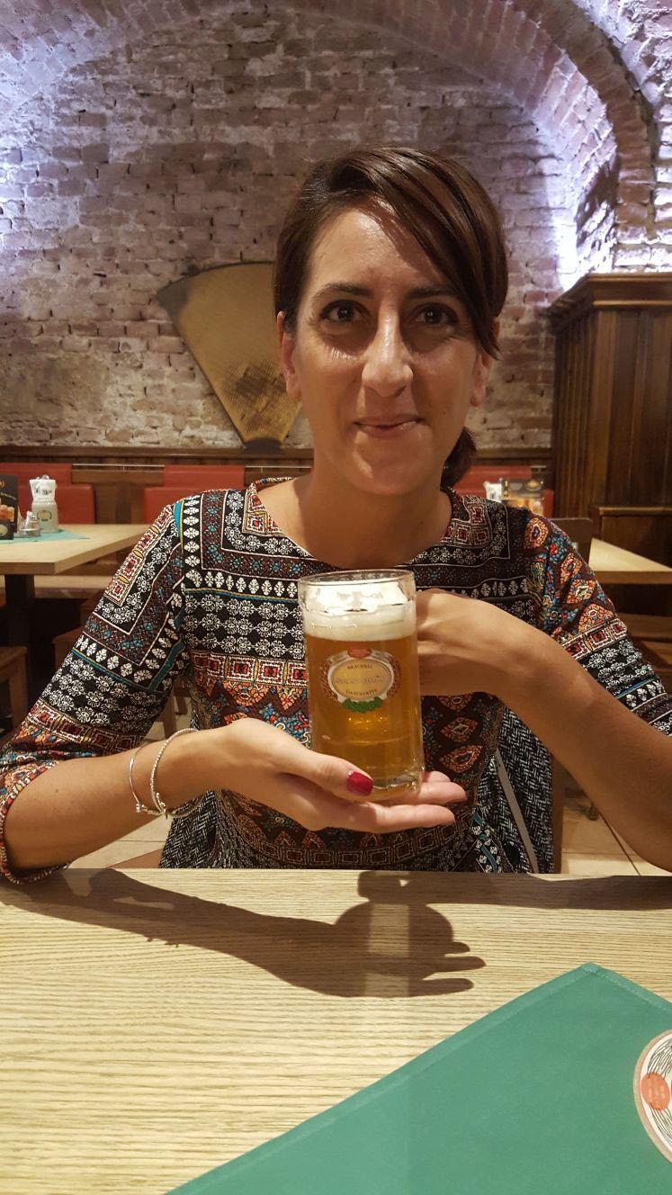 birra tasting a Vienna