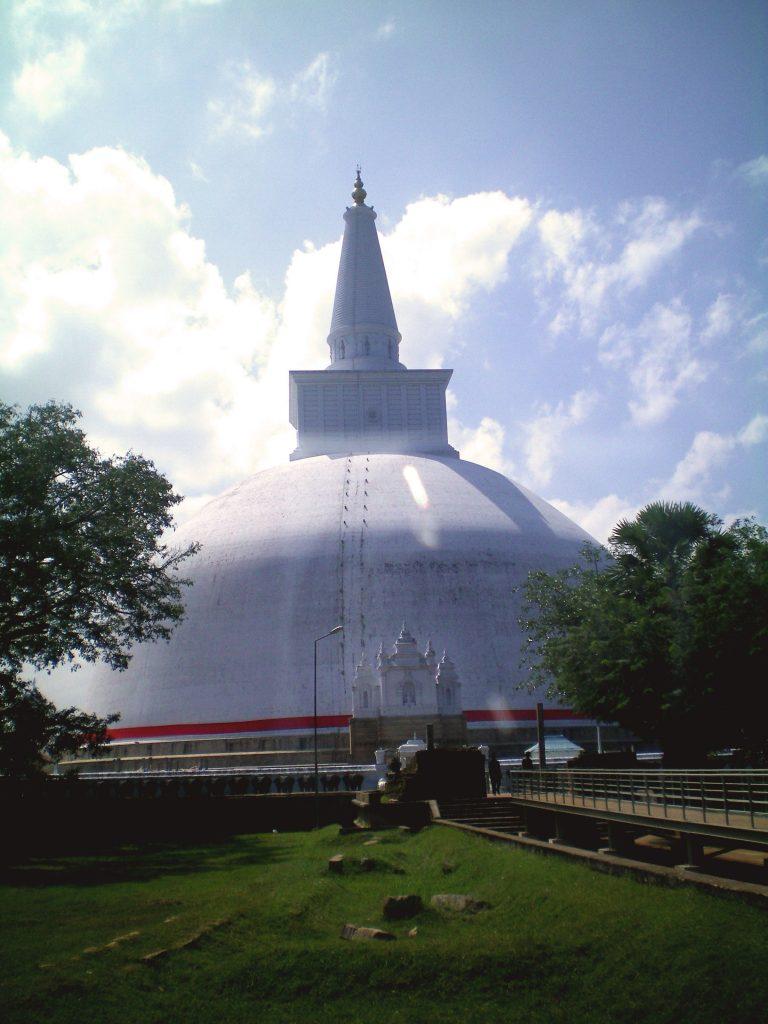 architettura sacra dello Sri Lanka