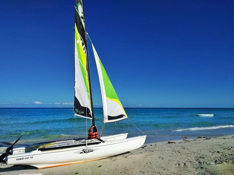 Tour in catamarano nei Caraibi