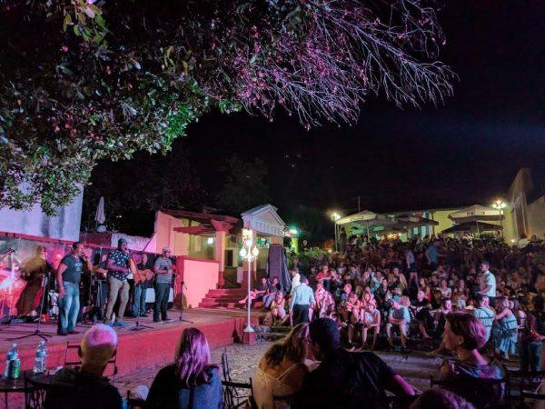 musica cubana a Trinidad