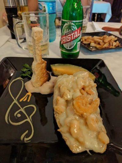 gustoso pranzo cubano