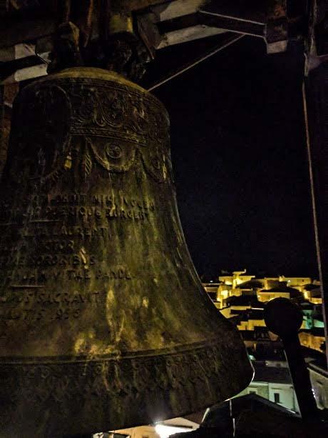 campanile con vista