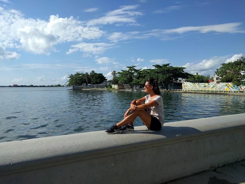 lungomare di Cienfuegos