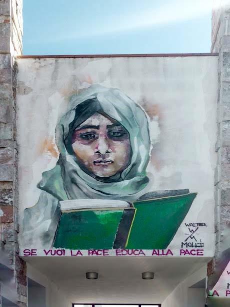 l'istruzione di Malala