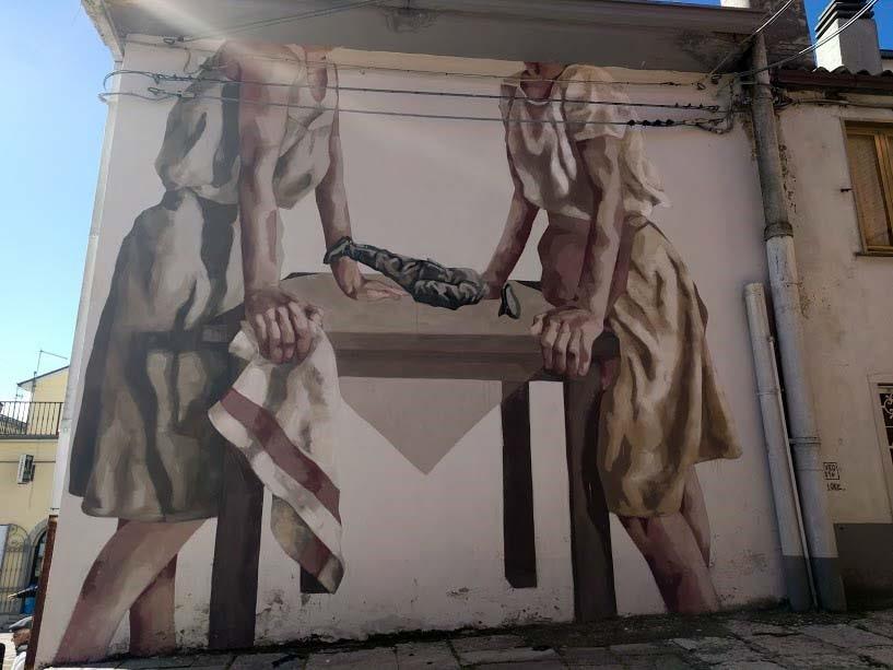 murales rivoluzionario