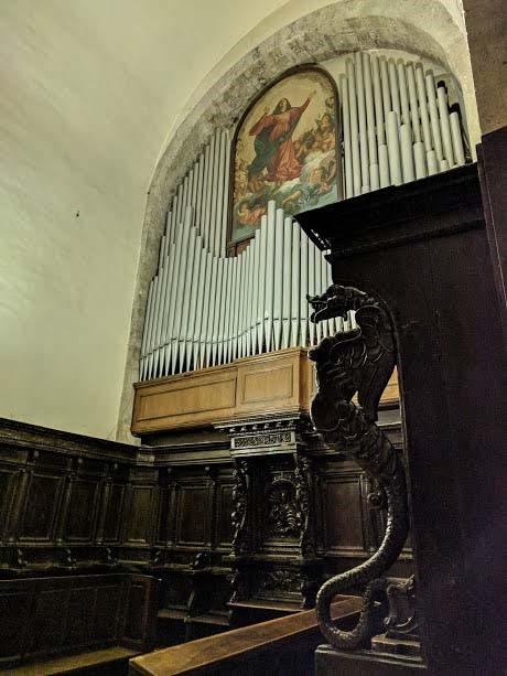 organo musicale