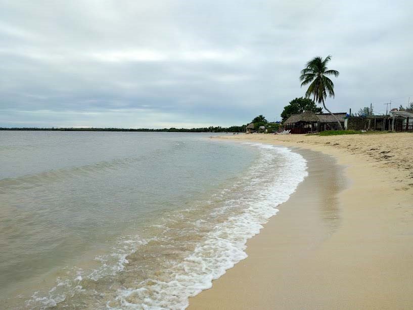 spiaggia caraibica a Cuba: Playa Larga