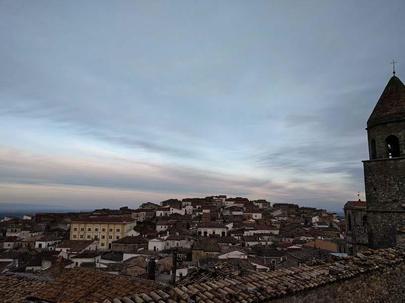 dormire in un castello in Puglia: Bovino, borgo nei dintorni di Foggia