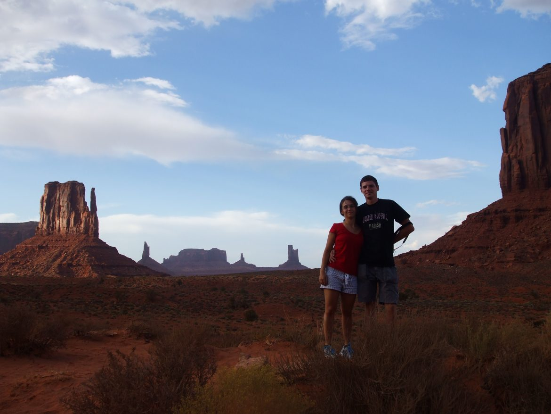 viaggio tra i parchi dell'ovest americano