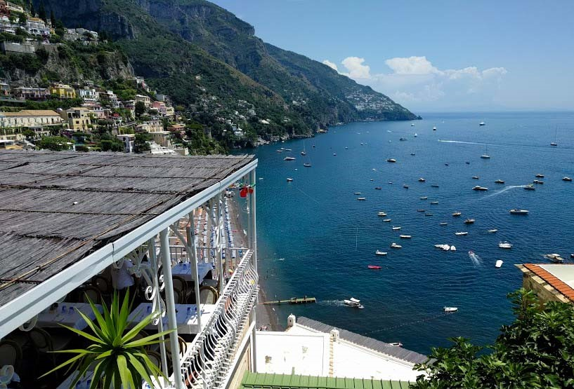 panorami sulla Costiera Amalfitana