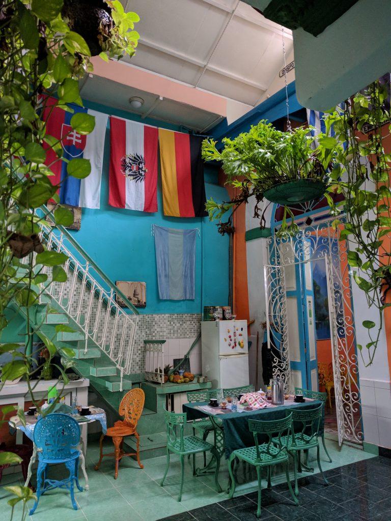 arredamento case cubane