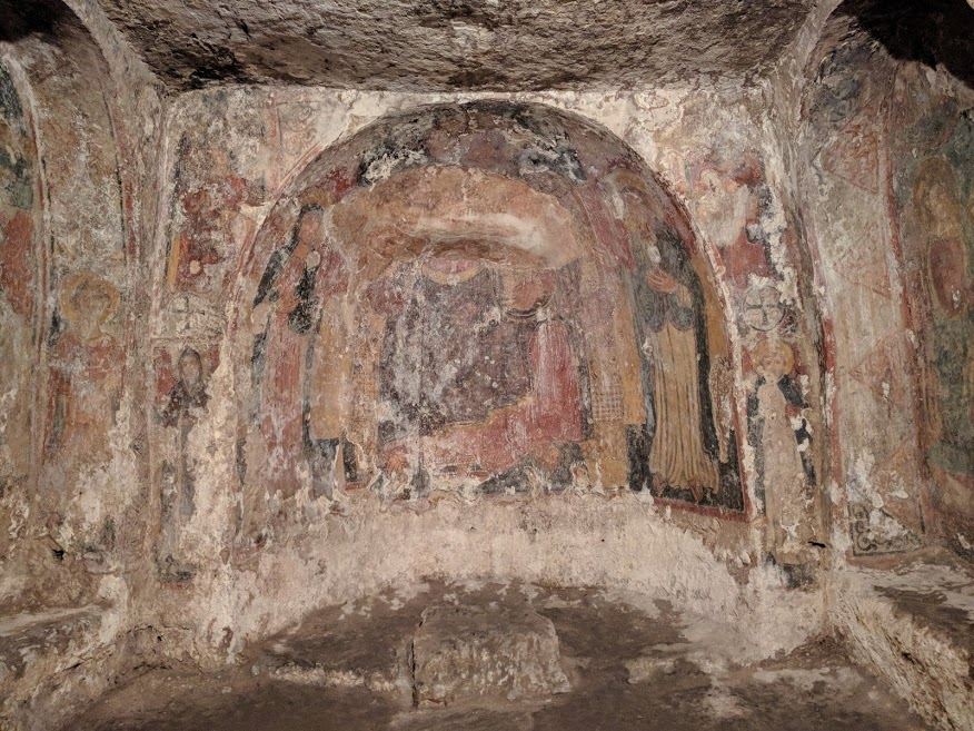Itinerario a Massafra: Chiesa Ipogea S. Antonio Abate