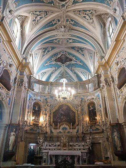 Itinerario a Massafra: Chiesa san Benedetto