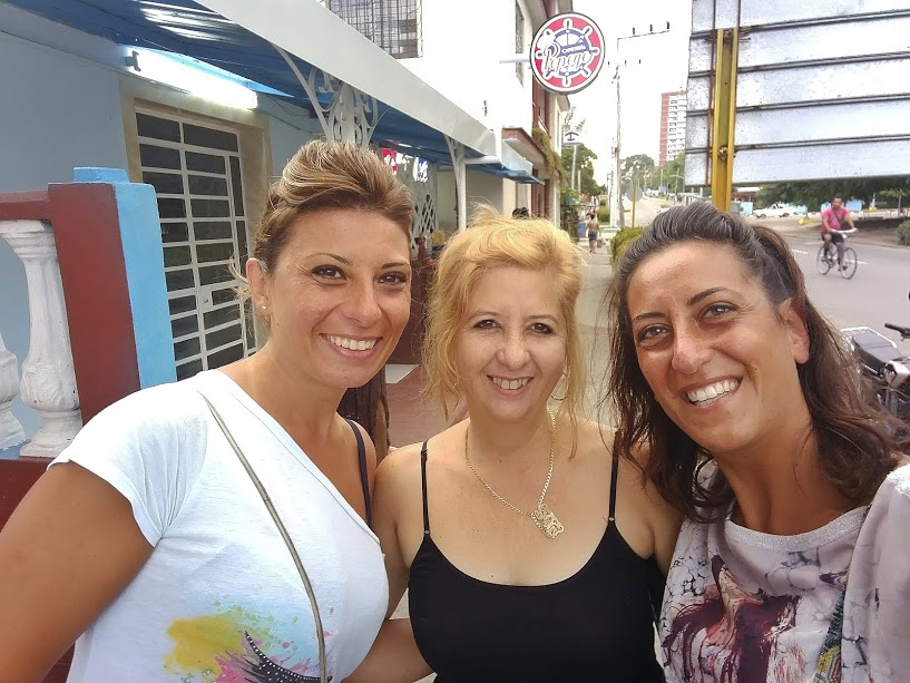 il calore del popolo cubano