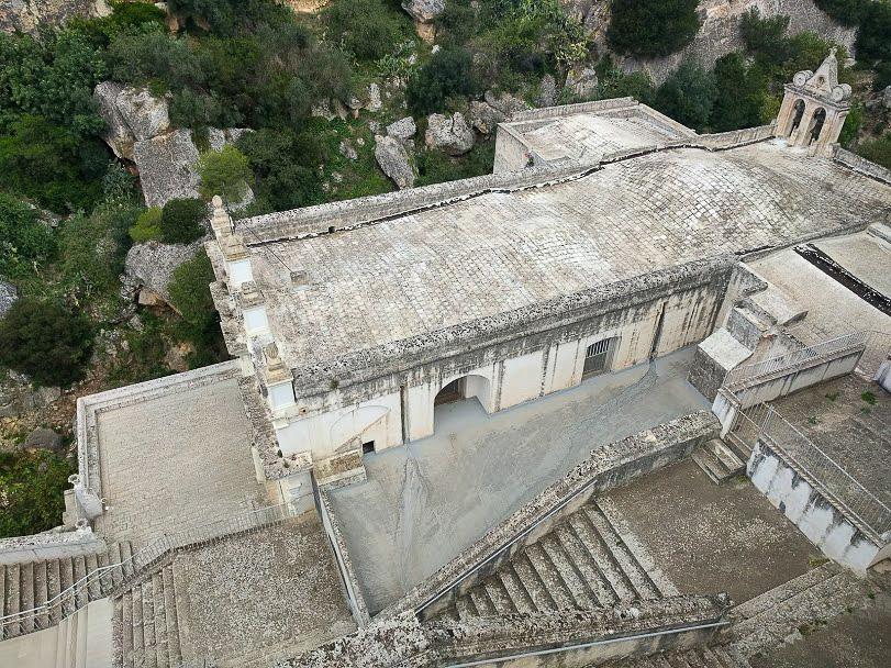 Itinerario a Massafra: Gravina e Santuario Madonna della Scala