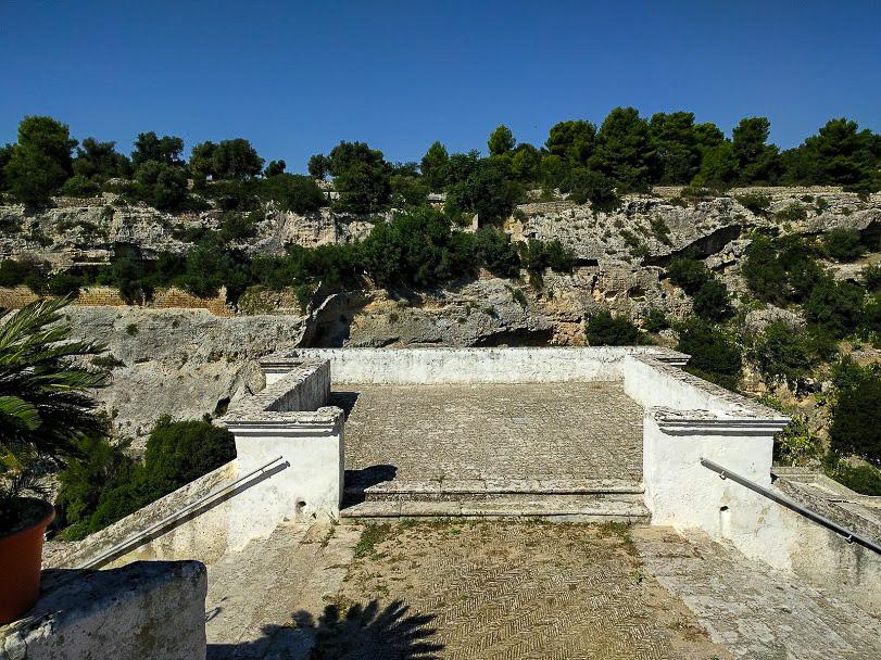 Itinerario a Massafra: Gravina Madonna della Scala
