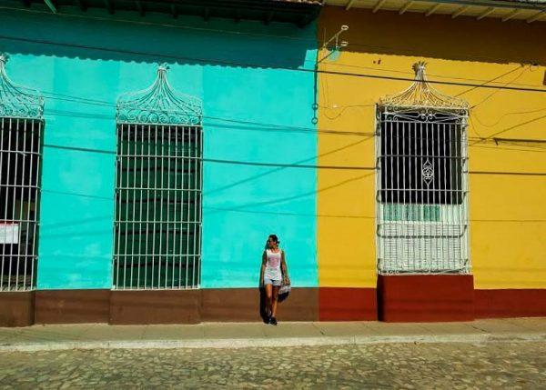 la città più colorata di Cuba