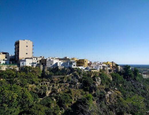 Gravina San MArco e Villaggio Santa Marina