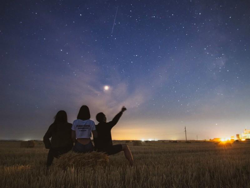 alla ricerca delle stelle