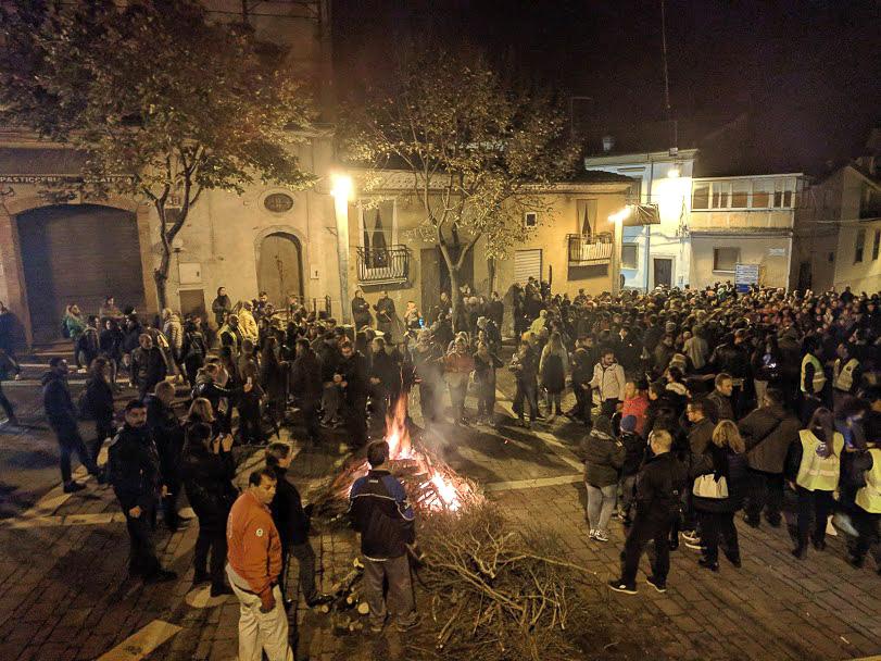 riti di Ognissanti in provincia di Foggia