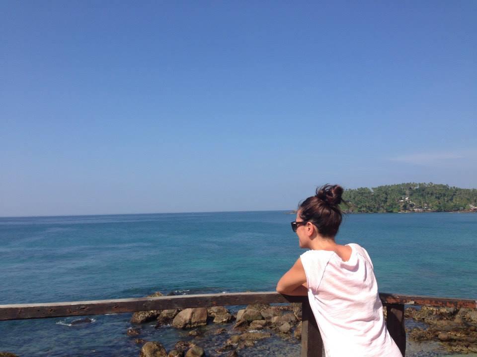 spiagge Sri Lanka perfette per andare al mare d'inverno