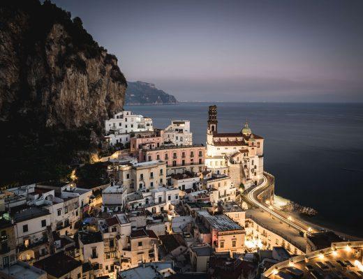 il più piccolo borgo italiano contro il traffico in Costiera Amalfitana