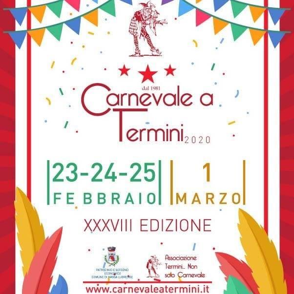 Carnevale penisola sorrentina: Termini