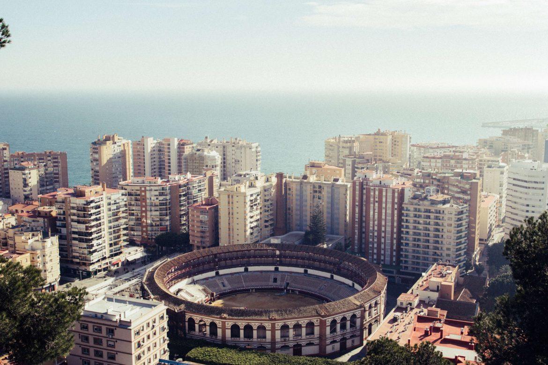 Malaga la perla dell'Andalusia