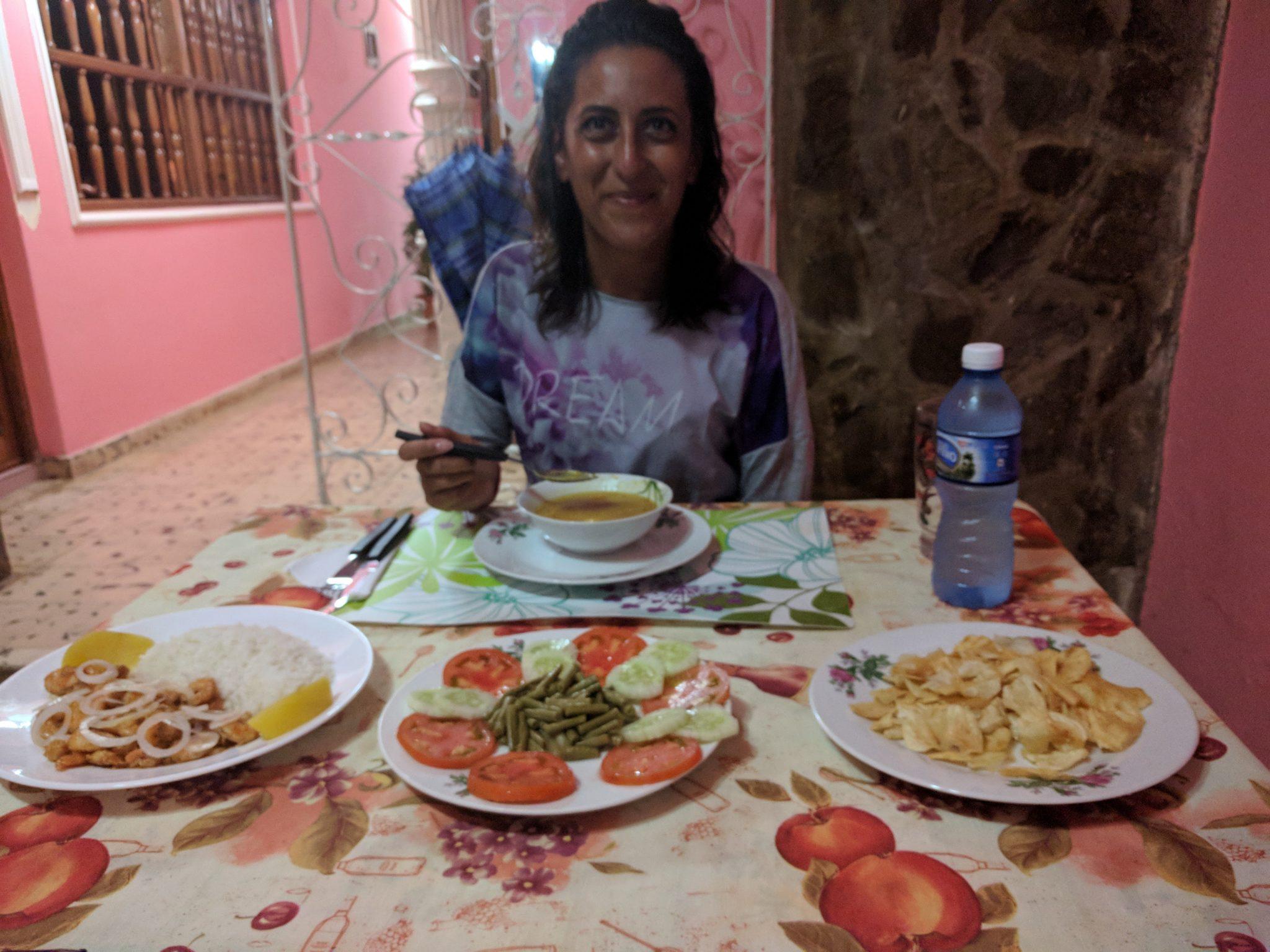 cenare in casa aprticular