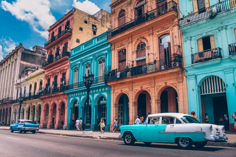 atmosfera cubana tra le strade di Havana