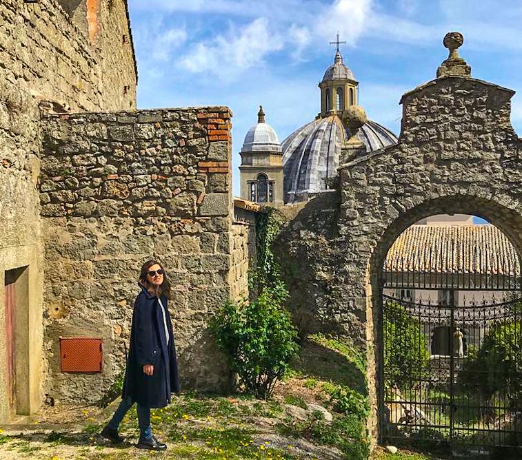 viaggi religiosi con Sara