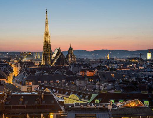 Cosa vedere a Vienna: panorama della città