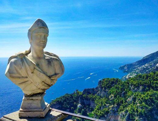 Cosa vedere a Ravello: Belvedere di Villa Cimbrone