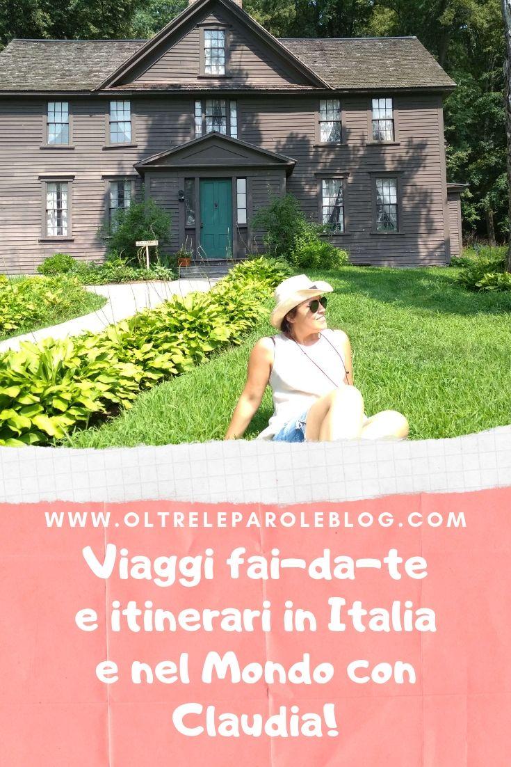 Viaggi fai-da-te con Claudia Barbieri