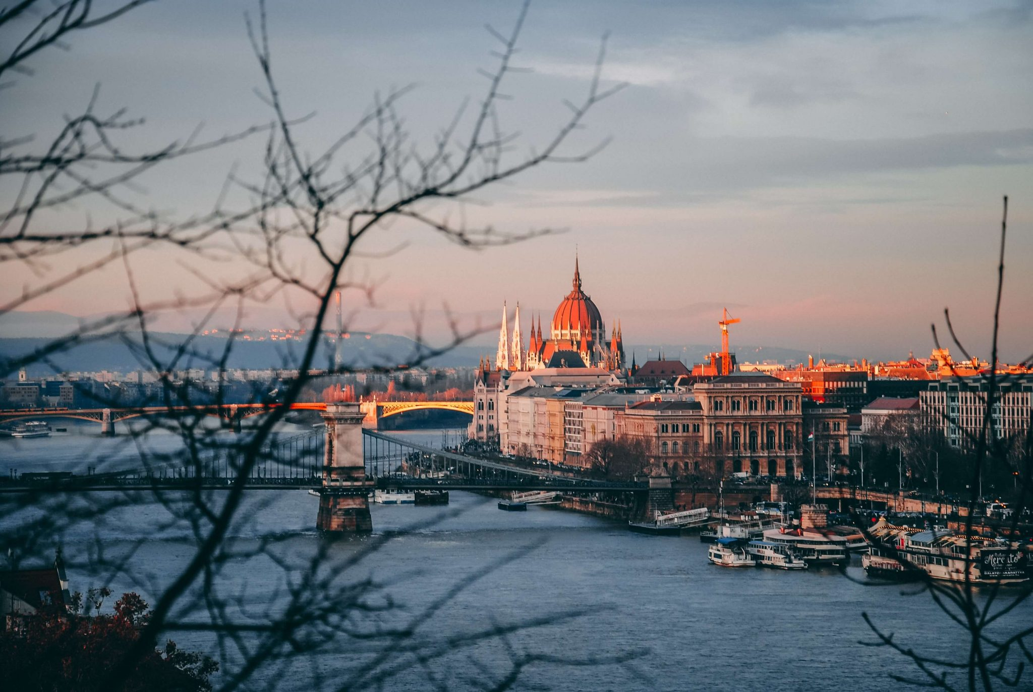autunno in europa: Budapest