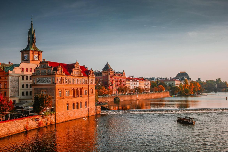 Mete autunnali in europa: Praga