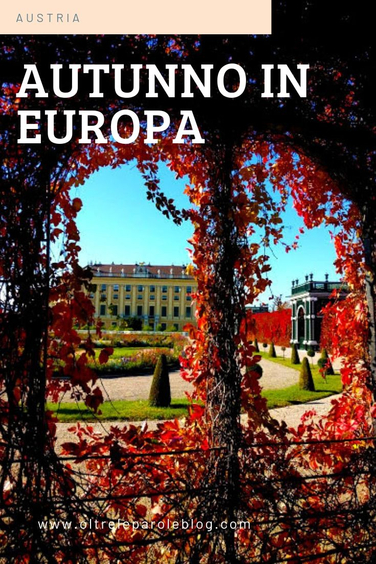 Autunno in Europa