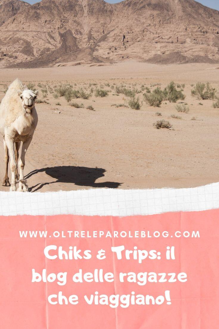 Ragazze che viaggiano: Wadi Rum Giordania