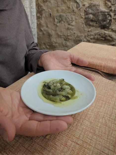 dove mangiare sui Monti Dauni: Sant'Agata di Puglia